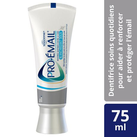 ProNamel Gentle Whitening Enamel Care Toothpaste - image 7 of 7