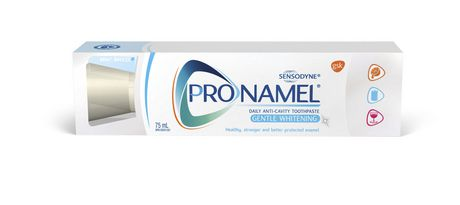 ProNamel Gentle Whitening Enamel Care Toothpaste - image 2 of 7