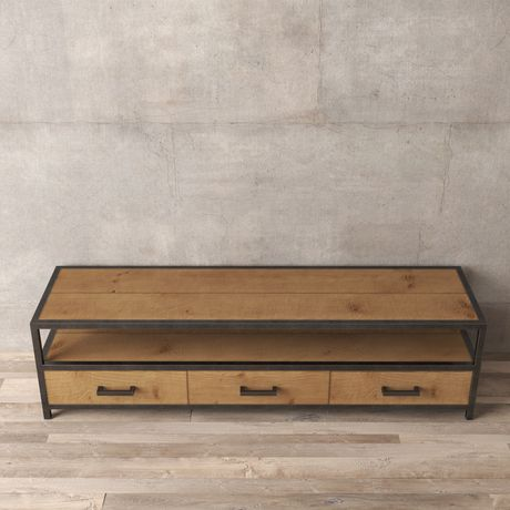Urban Woodcraft 68'' Holland TV Stand - image 6 of 6