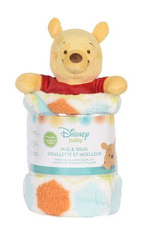 Winnie The Pooh Disney Baby Hug And Snug- Pooh  3d439c832275