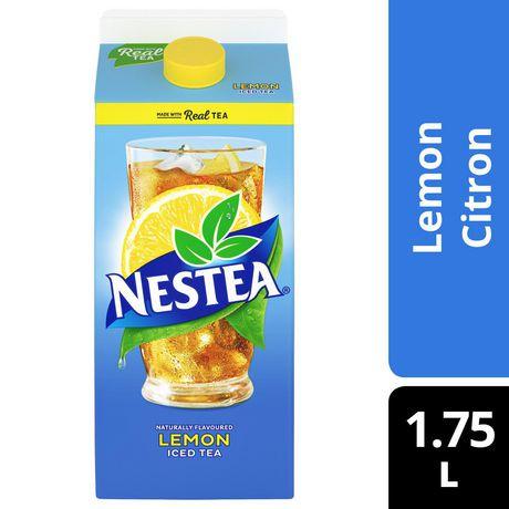 Nestea Lemon | Walmart Canada Nestea Can
