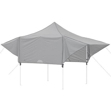 Ozark Trail Instant Canopy with Convertible Walls - image 3 of 4