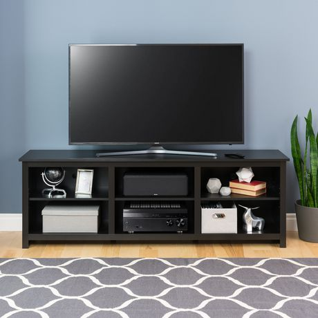 Prepac Sonoma 72 Inch TV Stand, Black - image 6 of 6