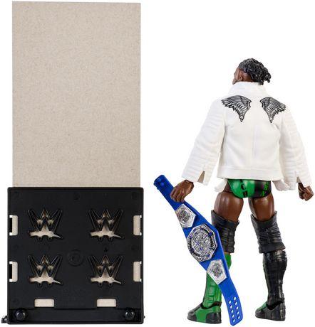 WWE - Collection Elite - Figurine articulée - Rich Swann - image 3 de 5