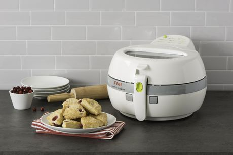 T-fal ActiFry Original 1kg Air Fryer, No Timer, Automatically Stirs, White - image 6 of 8