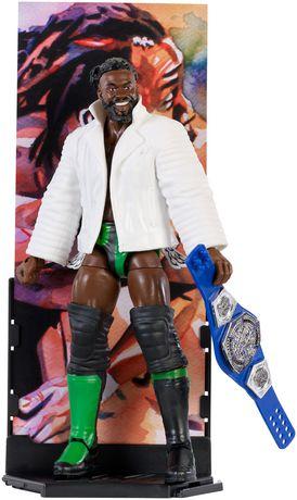 WWE - Collection Elite - Figurine articulée - Rich Swann - image 2 de 5