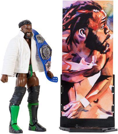WWE - Collection Elite - Figurine articulée - Rich Swann - image 1 de 5