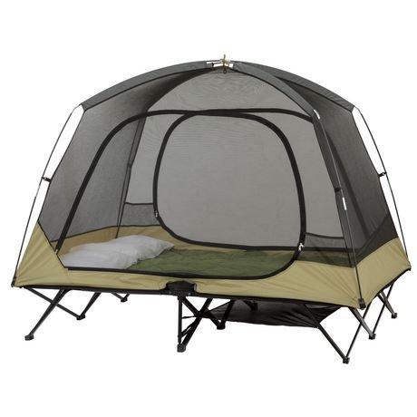 Ozark Trail Two Person Cot Tent Walmart Canada