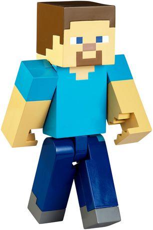 Minecraft - Figurine articulée à grande échelle - Steve - image 1 de 8