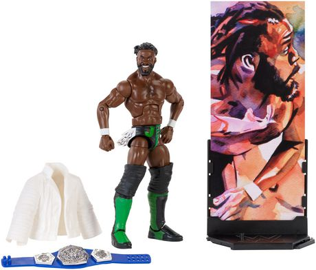 WWE - Collection Elite - Figurine articulée - Rich Swann - image 4 de 5