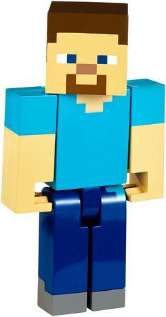 Minecraft - Figurine articulée à grande échelle - Steve - image 2 de 8