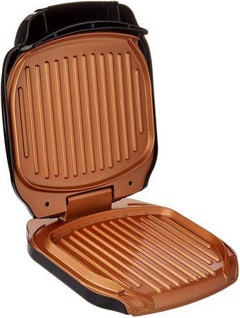 Gotham Steel Low Fat Multipurpose Sandwich Grill Nonstick Copper Coating - image 4 of 4