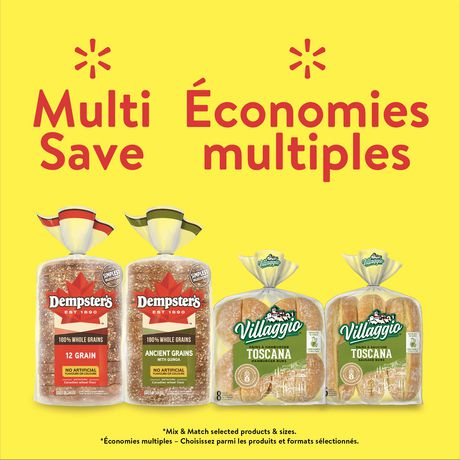 Dempster's® 100% Whole Grains Multigrain Bread - image 3 of 8