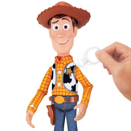 """Toy Story 4 Sheriff Woody 16"""" Deluxe Pull-String Action Figure - image 3 of 5"""
