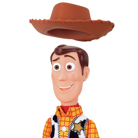 """Toy Story 4 Sheriff Woody 16"""" Deluxe Pull-String Action Figure - image 4 of 5"""