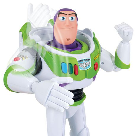 Toy Story 4 Buzz Lightyear Action Figure - image 2 of 3
