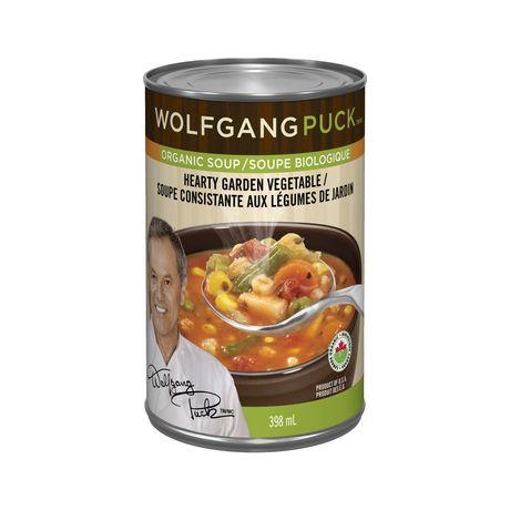 Soupe biologique consistante aux légumes de jardin de Wolfgang Puck - image 1 de 3