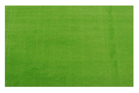 Tapis KD rectangle amusant pour enfant Vert Citron nylon - image 1 de 2