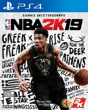 2K NBA 2K19 (PS4) - image 1 of 5
