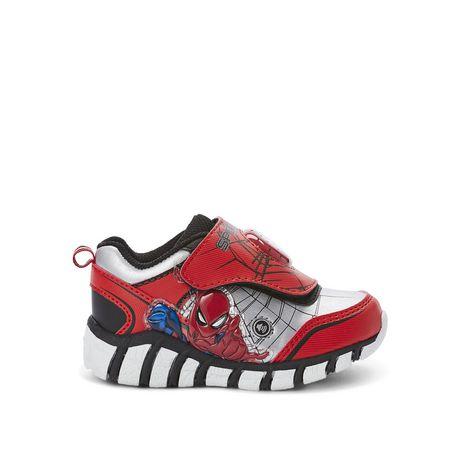 2da64c0e43325 Spider Man Marvel Toddler Boys  Spiderman Running Shoes - image 1 ...