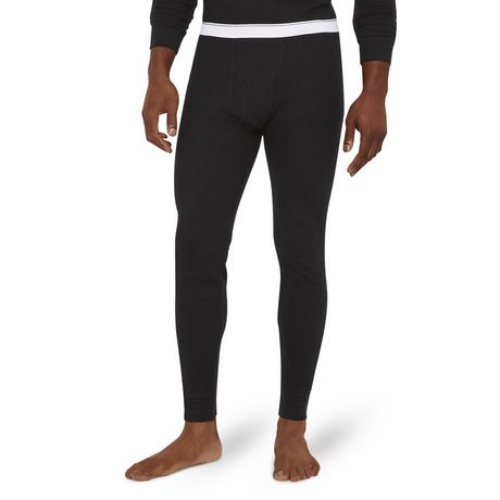 Athletic Works Men's Thermal Pant - image 1 of 1