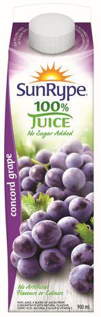 SunRype 100% Concord Grape Juice - image 1 of 2