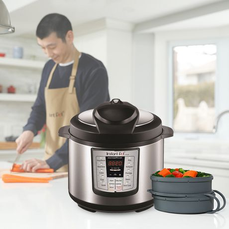 Instant Pot 6 Quart 6-in-1 Multi-Use Electric Pressure Cooker - image 3 of 4