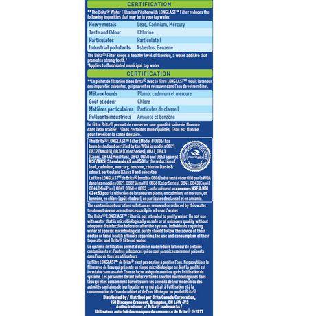brita® longlast™ filter | walmart canada
