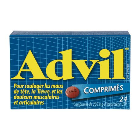 Advil Tablets 24's - image 2 of 2