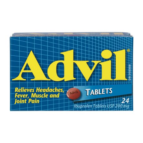 Advil Tablets 24's - image 1 of 2