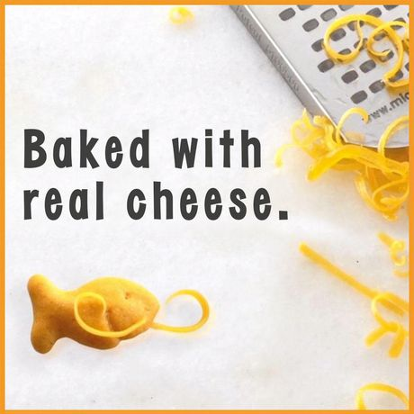 Goldfish Cheddar Crackers - image 3 of 8
