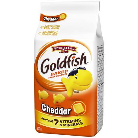 Goldfish Cheddar Crackers - image 4 of 8