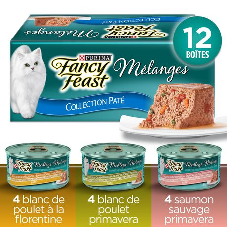 Fancy Feast Medleys Pate Collection Wet Cat Food Variety Pack - image 2 of 5