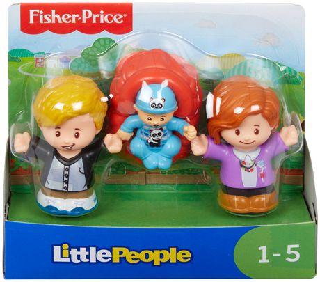 Little People – Famille Big Helpers – Rouge - image 5 de 5