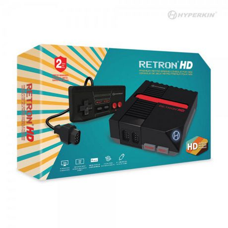 Retron HD Gaming Console for NES - Black - image 3 of 3