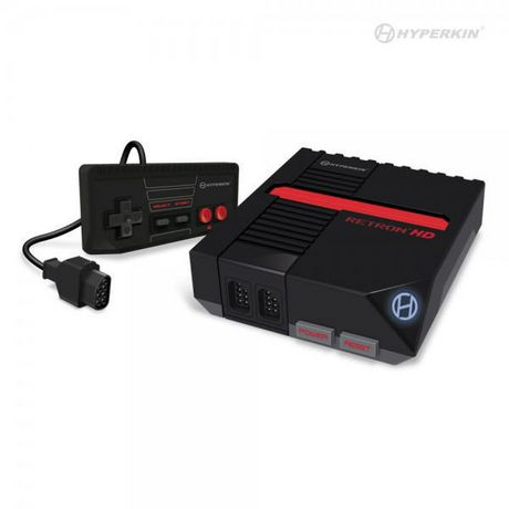 Retron HD Gaming Console for NES - Black - image 1 of 3