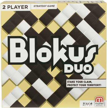 Blokus Duo Strategy Game - image 1 of 3