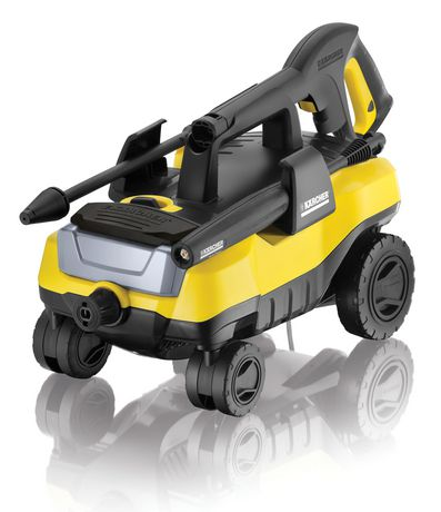 karcher pressure washer karcher 1800psi elec follow me pressure washer walmart 11070