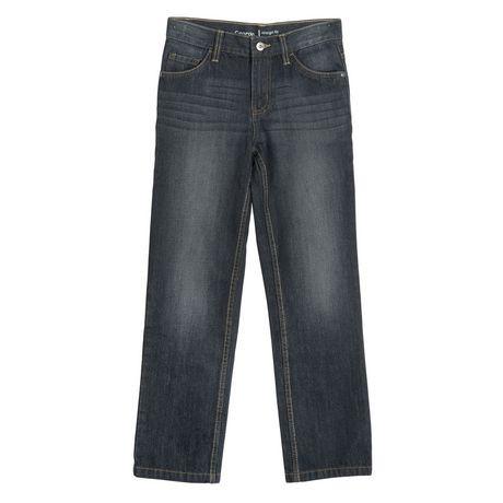 George Boys Straight Fit Jeans Walmart Canada