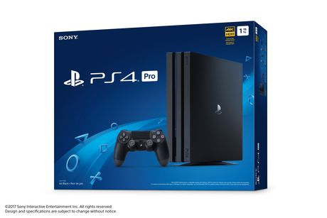 PlayStation®4 PRO 1TB Console - image 2 of 8