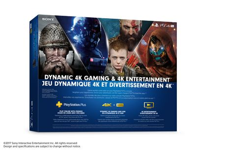 PlayStation®4 PRO 1TB Console - image 3 of 8