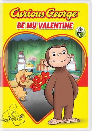 Curious George Be My Valentine Walmart Canada