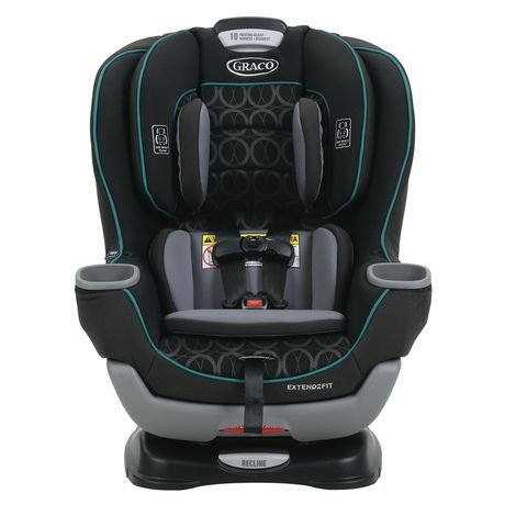 Graco Extend2Fit Convertible Car Seat - image 2 of 8