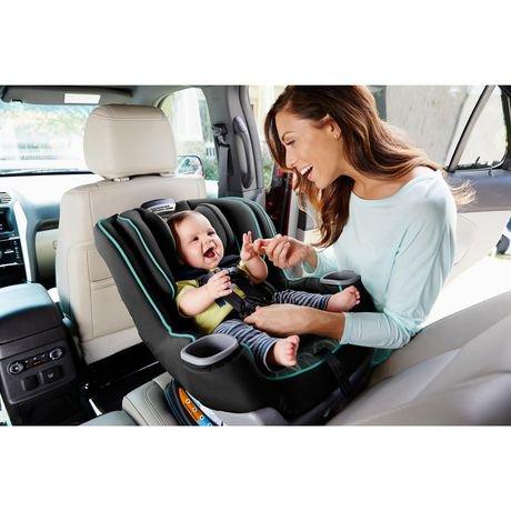 Graco 174 Extend2fit Convertible Car Seat Walmart Canada
