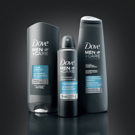 Dove Men+Care® Gel coiffant fortifiant Define & Strong Hold, caféine - image 4 de 5