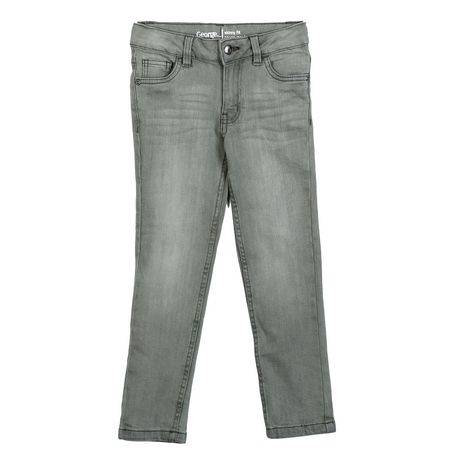 George Boys' Skinny Fit Jeans - image 1 of 1