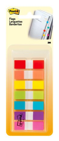Post-it® Flags 683-7CF, Assorted Colours - image 1 of 2