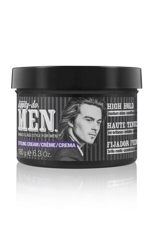Dippity Do Men Hair Styling Cream Conditioning And Strengthening For