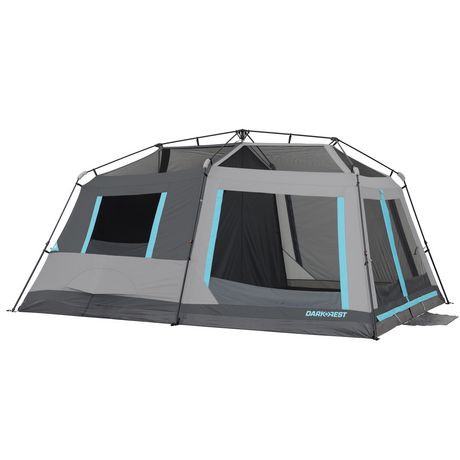 Ozark Trail 10 Person Half Dark Rest Instant Cabin Tent