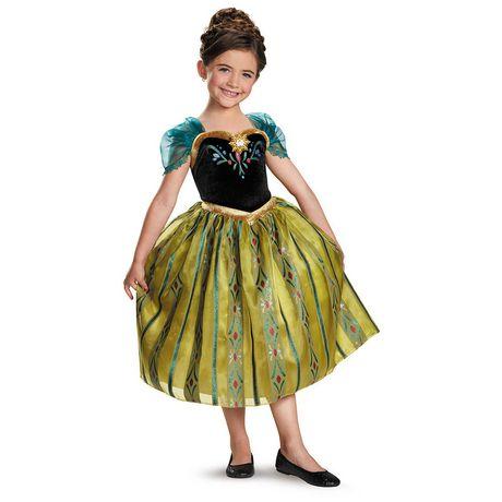 Disney Frozen Anna Coronation Costume M (7-8) - image 1 of 1